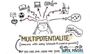 Are you a 'MultiPotentialite'? Embrace your inner wiring…..whatever that may be!