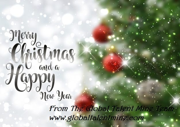 Merry Christmas from Global Talent Mine 2018